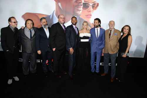 "Los Angeles Premiere of Warner Bros. Pictures' ""Focus"""