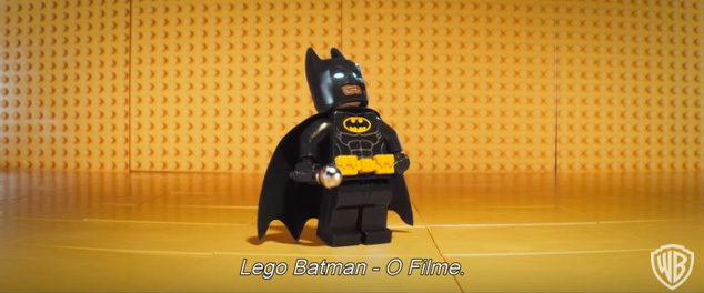 Lego Batman O Filme Trailer