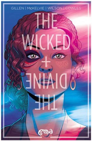 The Wicked + The Divine_CAPA.indd