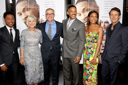 """New York Premiere of New Line Cinema, Village Roadshow Pictures and Warner Bros. Pictures Present """"Collateral Beauty"""""""